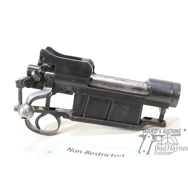 Non-Restricted Action only Remington model P14, .303 Brit bolt action, w/ bbl length NA [Action only