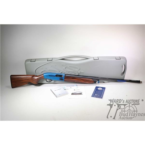 "Non-Restricted shotgun Beretta model A400 Xcel, 12Ga 2 3/4"" & 3"" semi automatic, w/ bbl length 30"" ["