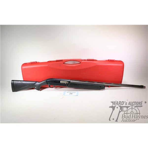 Non-Restricted shotgun Winchester model SuperX 3 Signature, 12Ga 2 3/4  & 3  semi automatic, w/ bbl