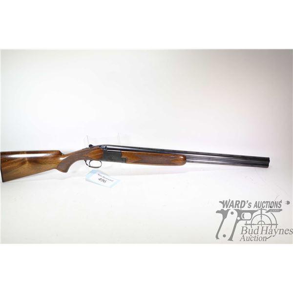 "Non-Restricted shotgun Browning model Liege, .410 3"", 12Ga 2 3/4"" two shot hinge break, w/ bbl lengt"