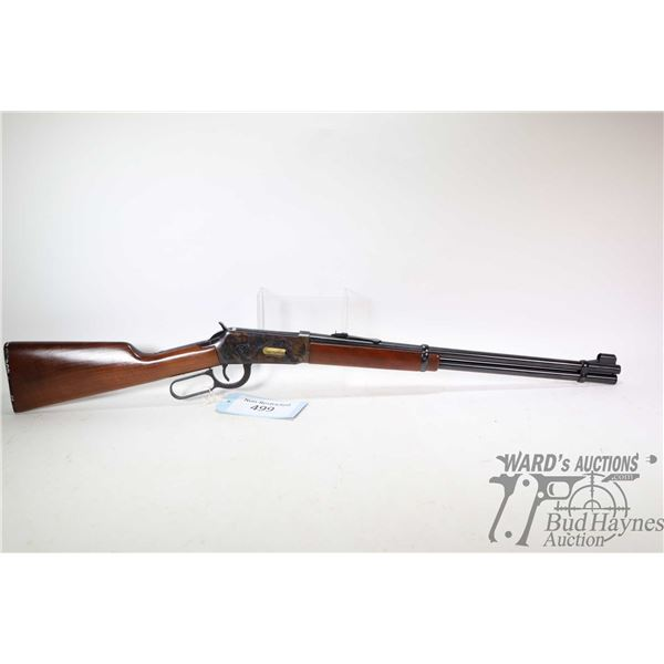 """Non-Restricted rifle Winchester model 94, .30-30 Win lever action, w/ bbl length 20"""" [Blued barrel a"""