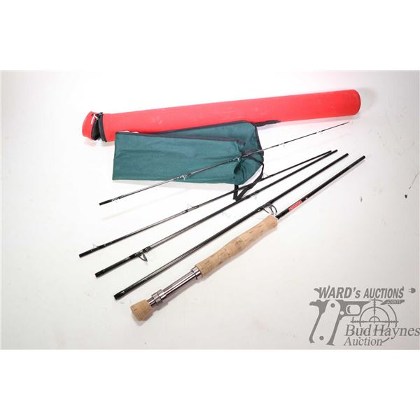 Reddington Wayfarer, WFR 909/5 9' 9 weight five piece fly rod with sleeve and case, appears new or n
