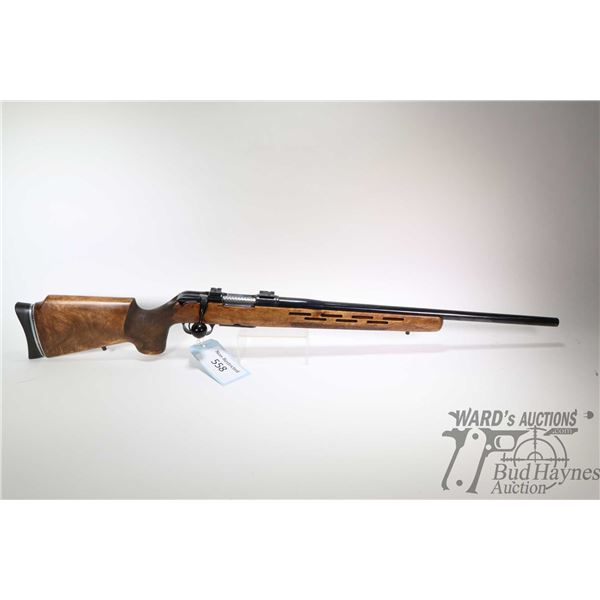 """Non-Restricted rifle Krico model 600 series Sniper, .308 Win bolt action, w/ bbl length 24"""" [Gloss b"""
