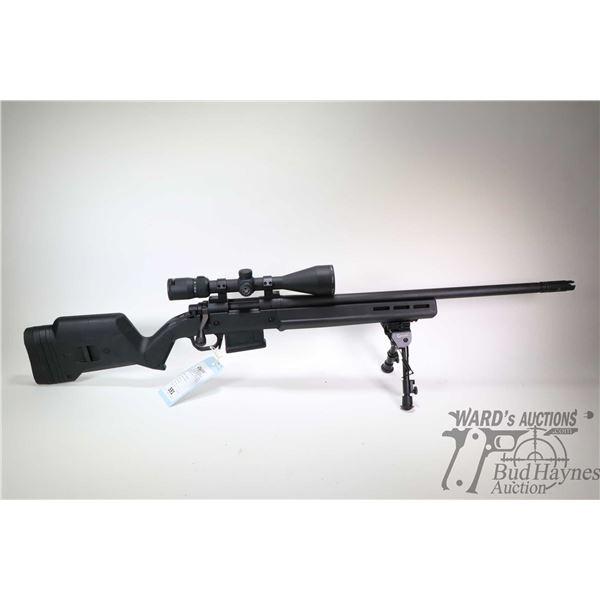 """Non-Restricted rifle Remington model 700, .260 Rem bolt action, w/ bbl length 22"""" [Black parkerized"""