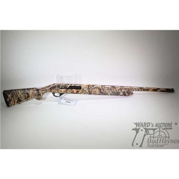 "Non-Restricted shotgun Stoeger model M3500, 12 ga. 3 1/2"" semi automatic, w/ bbl length 28"" [Ribbed"