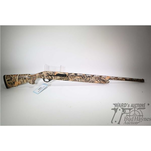 """Non-Restricted rifle Stoeger model M3500, 12 ga 3 1/2"""" semi automatic, w/ bbl length 28"""" [Ribbed bar"""