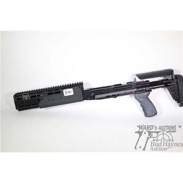 EBR chassis stock by Sage International Ltd. for M1A/M14/M305 with telescoping stock, adjustable che