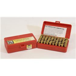 100 Rounds New Generation Ammunition 9mm 124gr CMJ
