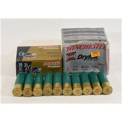 40 Rounds of 10 Gauge Ammunition