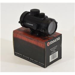 Simmons Model 800516 Red Dot 42mm