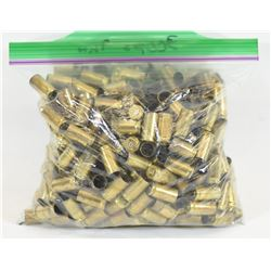 300 Pieces of 9mm Brass