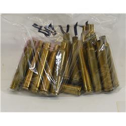 14 Pieces of 300 Weatherby Magnum Brass