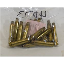 16 Pieces of 7mm Rem Mag Brass
