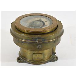 WWII Era Vessal Compass