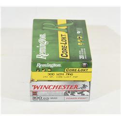 Winchester 300 Magnum Ammunition