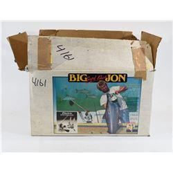 Big John Capt. Pack Down Rigger