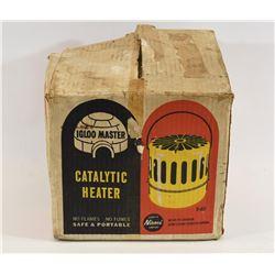 Igloo Master Catalytic Heater