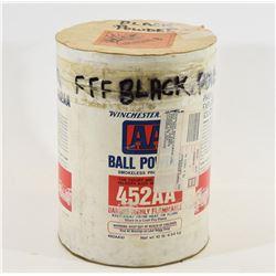 FFF Black Powder