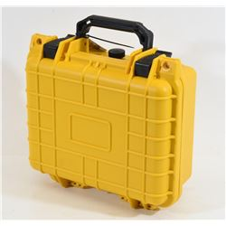 Duratool Yellow Hard Gun Case