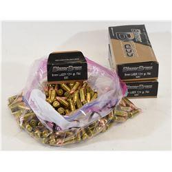 Blazer Brass Case 9mm Ammunition