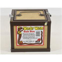 Wonder Worm Bait Box