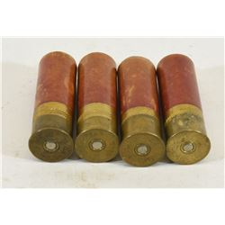 4 Rounds 12 Eatonia Collectable Ammunition