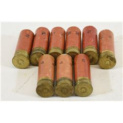 9 Rounds 12ga Canuck Collectable Ammunition