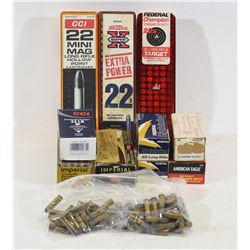 779 Rounds of 22LR
