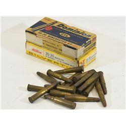 59 Rounds of 30-30 Ammunition