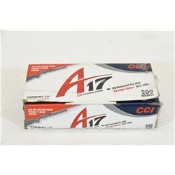 CCI A17 Varmint Tip
