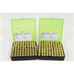200 Rounds of Wolf 45 ACP
