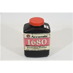 1lb Container Accurate 1680 Powder