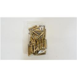 Fired Commercial 30-06 Brass