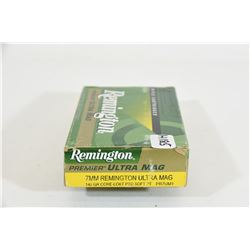 Remington 7mm Ultra Magnum
