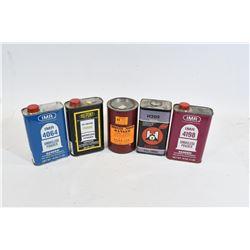 Mixed Lot Smokeless Powders