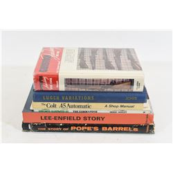 Mixed Lot Reference Books