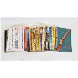 Mixed Lot Magazines
