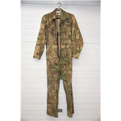 2 Camouflage Coveralls