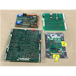 LOT OF MISC. CIRCUIT BOARDS *PART #'S PICTURED*