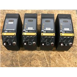 (4) ATLAS COPCO TC 52S-N POWER MACS CONTROLLER