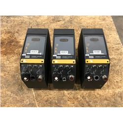 (3) ATLAS COPCO TC 52S-N POWER MACS CONTROLLER