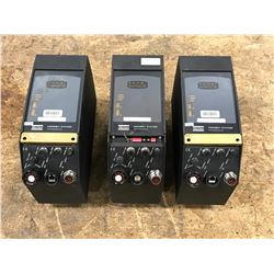 (3) ATLAS COPCO TC 52S POWER MACS CONTROLLER