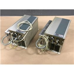 (2) NORD SK 4000/3 CTDC DRIVE W/ HFD 511-460/17 FILTER