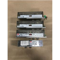 LOT OF MEAN WELL S-60-24 / S-150-24 POWER SUPPLY