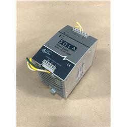 SOLA SDN 10-24-100P POWER SUPPLY