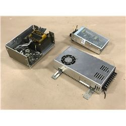 LOT OF MISC. POWER SUPPLY *SEE PHOTOS FOR PART NUMBERS*