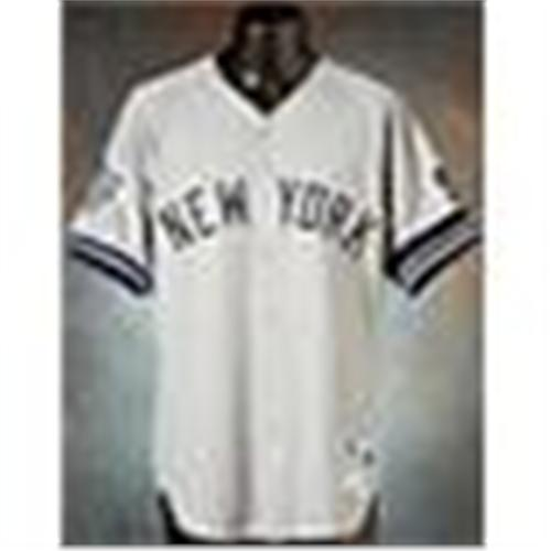 hot sale online 0e269 17db3 1999 David Cone New York Yankees Game-Used World ...