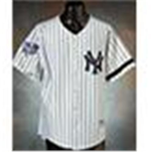 new arrival 7202e c75bf 2000 Shane Spencer New York Yankees Game-Used World ...