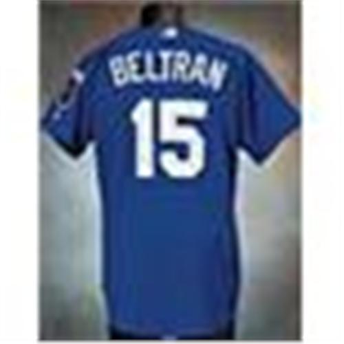 2004 Carlos Beltran Kansas City Royals Game Used