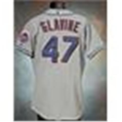 buy online 20945 e89fd 2005 Tom Glavine New York Mets Game-Used Road Jersey